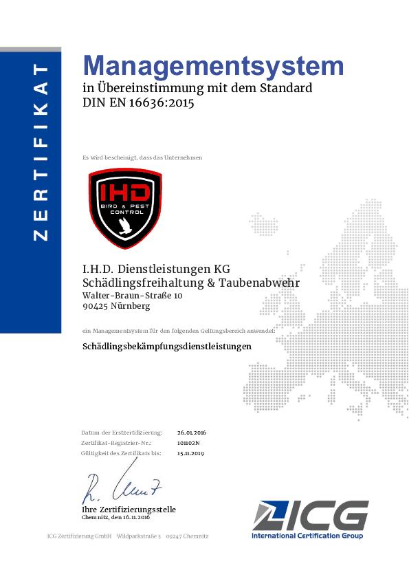 automarder Automarder vertreiben 101102 3  Zertifikat DIN 16636 16
